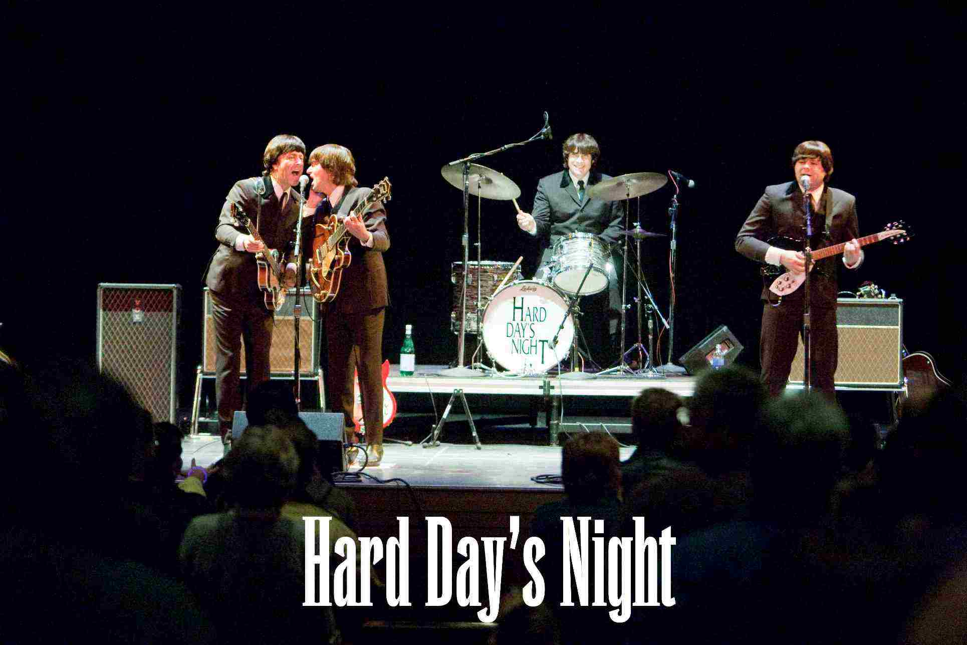 Hard Day's Night - The Beatles Tribute