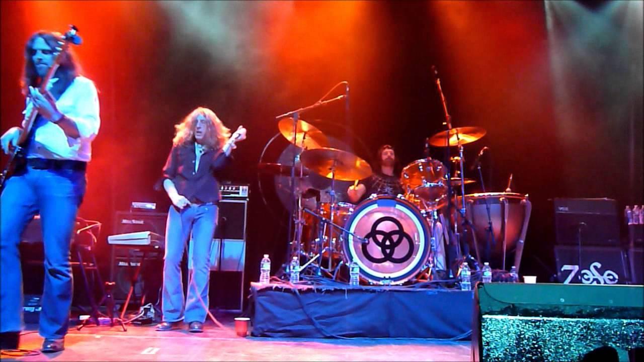 No Quarter: Led Zeppelin Tribute