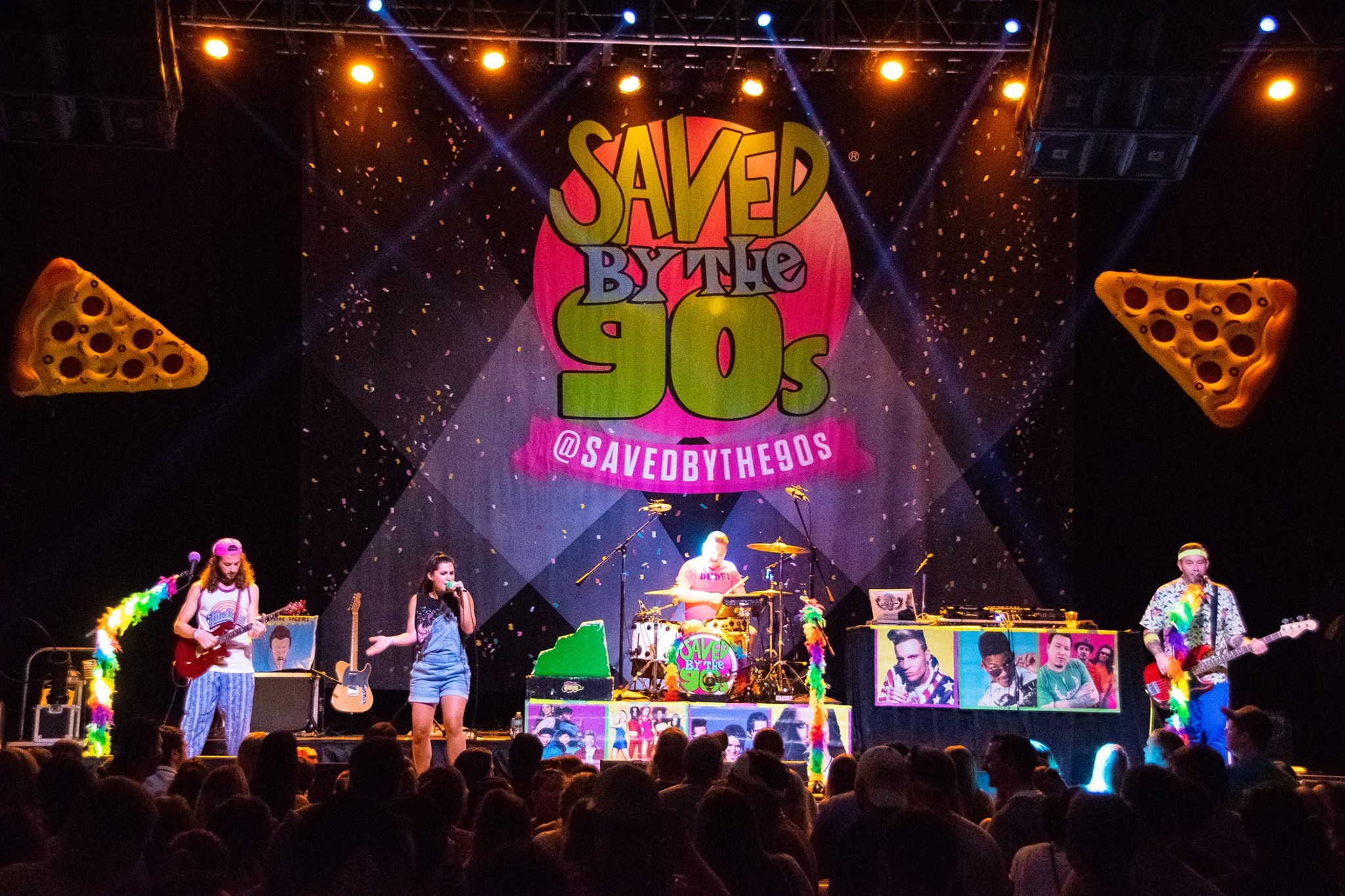 Saved by the 90's - The Ultimate 90's Dance Party