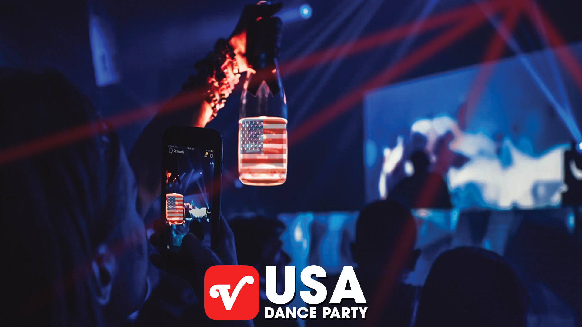 USA Dance Party
